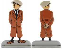 Tintin Relief ; L'Oreille Cassée