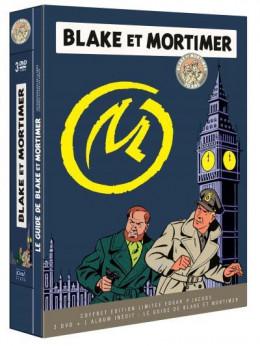 Blake et Mortimer - coffret 3 DVD - Le guide de Blake et Mortimer