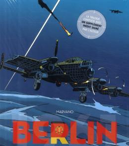 Berlin (marvano) - coffret tome 1 à tome 3 + ex-libris signé