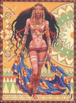 Djinn - coffret tome 1 à tome 6 - notes sur Africa