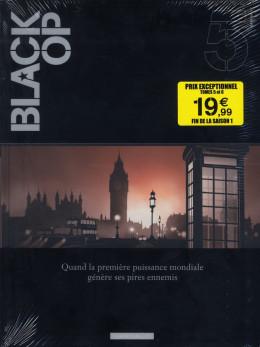 black op - coffret tome 5 et tome 6