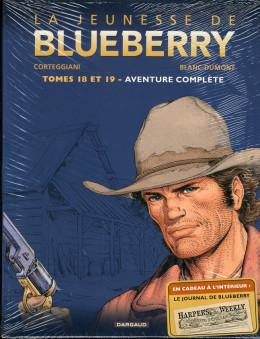 La jeunesse de Blueberry - coffret diptyque