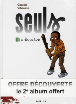 seuls tome 1 et tome 2