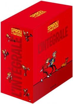 Spirou et Fantasio - coffret intégrale
