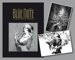Blue note - tirage de luxe tome 2