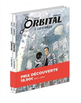 Pack découverte Orbital tomes 1 et 2