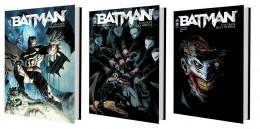 Batman - pack tomes 1 à 3 (1 tome offert)