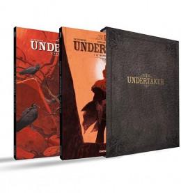 Undertaker - coffret tomes 1 et 2 + ex-libris