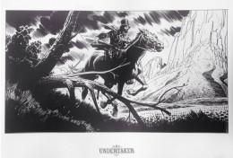 Affiche collector Undertaker