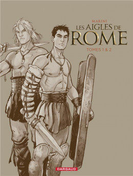 Pack été - Les Aigles de Rome tomes 1 et 2