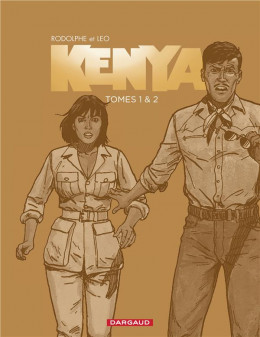 Pack été - Kenya tomes 1 et 2