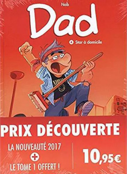 Dad pack tome 1 + tome 4 (1 tome gratuit)