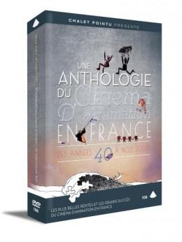 DVD Anthologie du cinéma d'animation en France des années 40 à nos jours