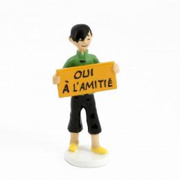 """Tchang """"Oui à l'Amitié"""""""