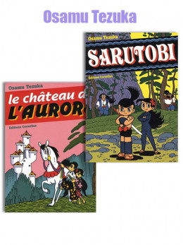 Lot Contes médiévaux de Tezuka