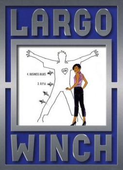 largo winch - coffret tome 3 et tome 4