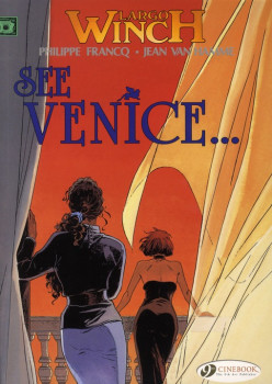 Largo Winch tome 5 - see Venice... - en anglais