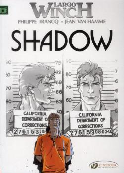 Largo Winch tome 8 - shadow - en anglais