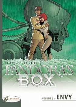 Pandora's box tome 5 - envy (en anglais)