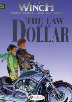 Largo winch tome 10 - the law of the dollar - en anglais