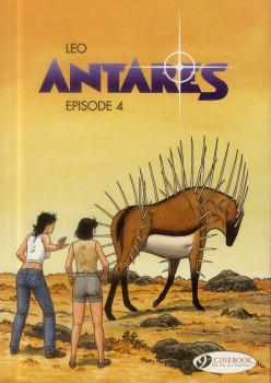 Antares tome 4 (en anglais)