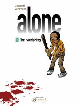 Alone tome 1 (en anglais)