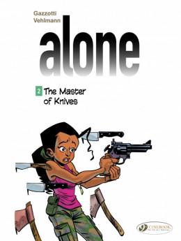 Alone tome 2 (en anglais)