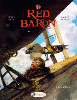 Red Baron tome 2 - Rain of blood