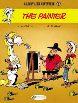 Lucky Luke tome 51 - the painter