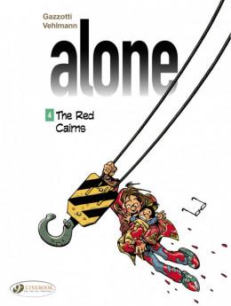 Alone tome 4 (en anglais)