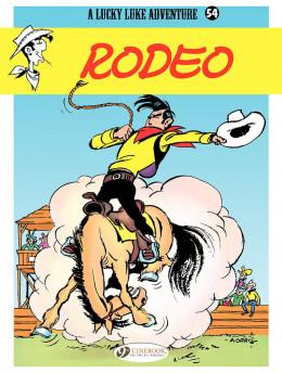Lucky Luke tome 54 (en anglais)