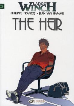Largo winch tome 1 - the heir - en anglais