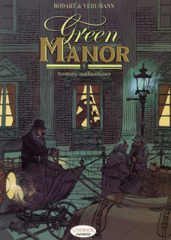 Green manor tome 1 - en anglais - assassins and gentlemen