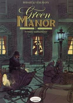 Green manor tome 1 - en anglais - assassins and gentlemen