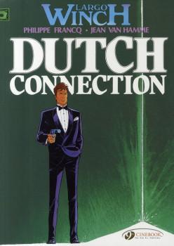Largo winch tome 3 - dutch connection - en anglais