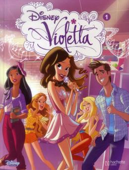 Violetta tome 1