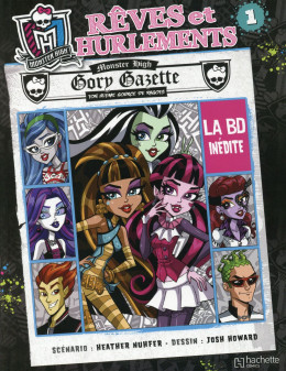 Monster High tome 1