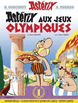 Astérix - édition spéciale tome 12 - Astérix aux jeux olympiques