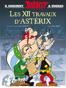 Les 12 travaux d'Astérix - nouvelle édition