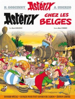 Astérix - édition spéciale tome 24 - Astérix chez les Belges