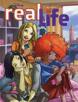 Real Life tome 7 - Les Parents