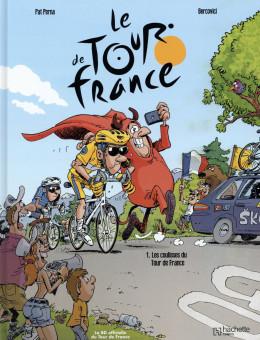 Le Tour de France tome 1