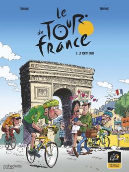 Le tour de France tome 2