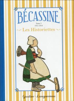 Bécassine - Les historiettes tome 3