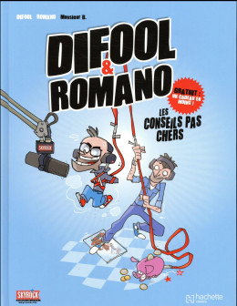 Difool & Romano tome 1