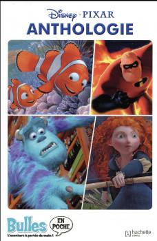 Bulles en poche tome 3 - Pixar anthologie