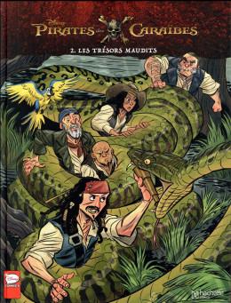 Pirates des Caraïbes tome 2