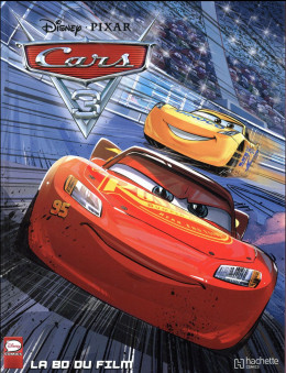 Cars 3 - la BD du film
