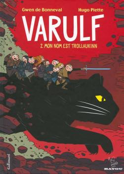 Varulf Tome 2 - Mon nom est Trollaukinn