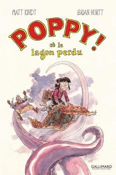 Poppy et le lagon perdu